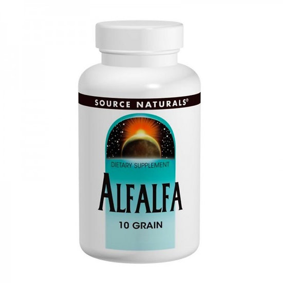 Alfalfa - Luzerne 648 mg - 250 Tabletten