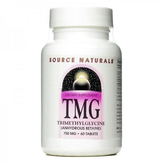 TMG - Trimethylglycin - 750 mg - 60 Tabletten