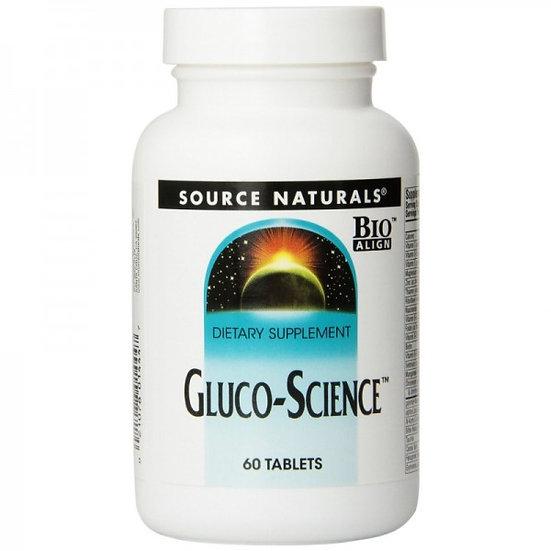 GlucoScience™ 60 Tab