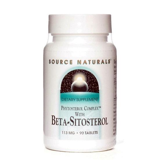 Beta-Sitosterol - 113 mg - 90 Tabletten