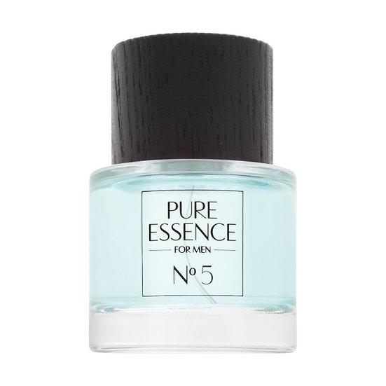 Pure Essence for Men No 5 – Male – 50ml – Eau de Parfum 10% Parf.