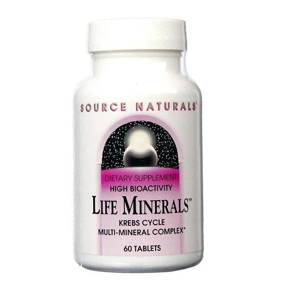 Life Minerals - 60 Tabletten