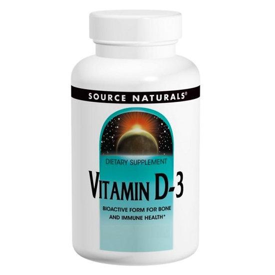 Vitamin D 400 I.U. - 100 Tabletten