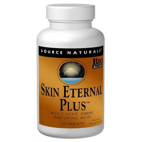 Skin Eternal Plus - DMAE, Liponsäure, Ester C & Vitalstoffe