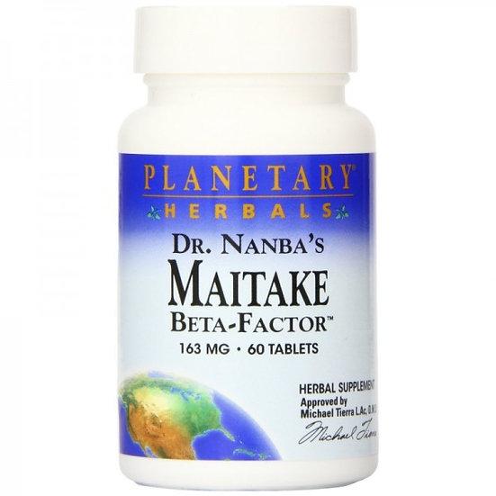Dr. Nanba's Maitake Beta-Factor - 672 mg - 60 Tab.