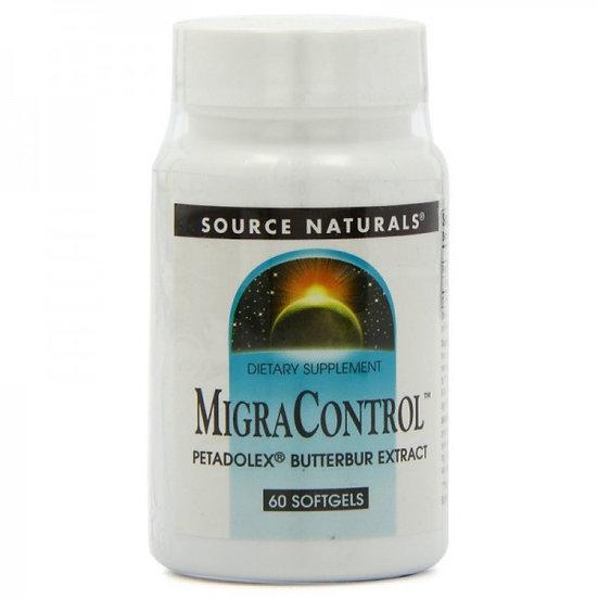 Migra Control (Petadolex - Pestwurzextrakt) 50 mg - 60 Softgels