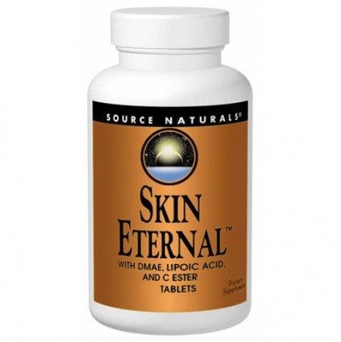 Skin Eternal - DMAE - Liponsäure & Ester C - 60 Tabletten