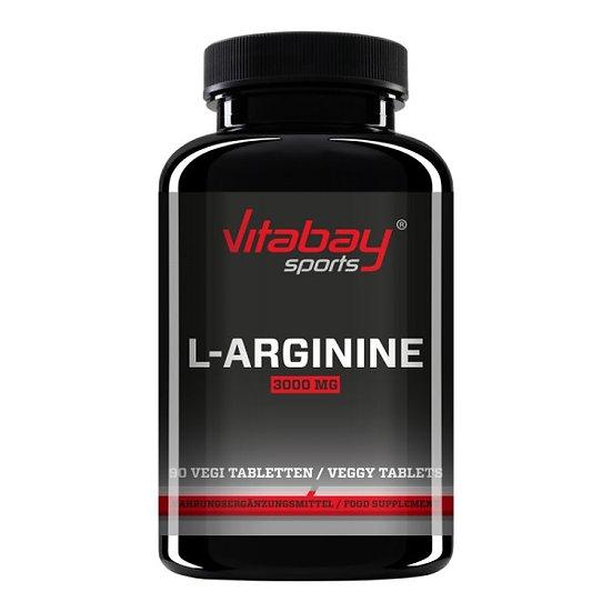L-Arginin 3000 mg - 90 Tabletten