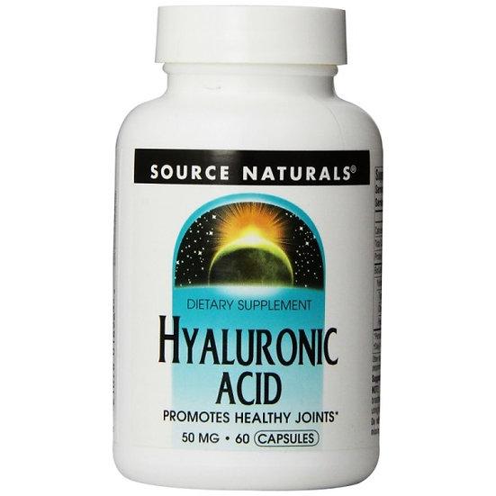 Hyaluronsäure - 50 mg / 300 mg Collagen - 30 Tabletten