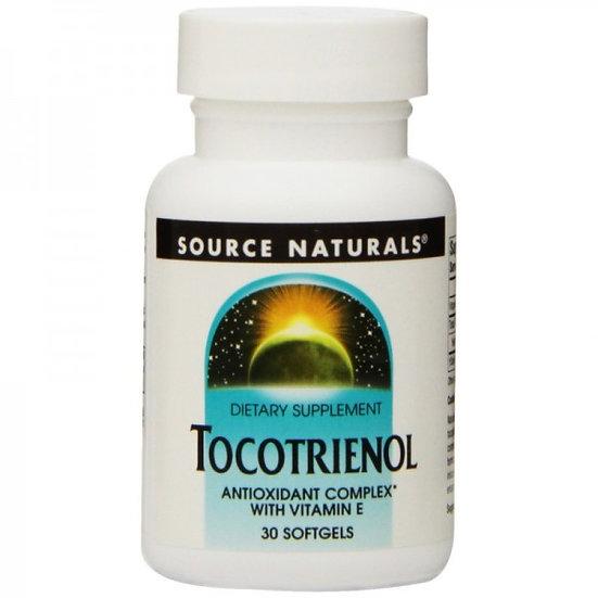 Vitamin E - Natürlicher Tocotrienol Komplex 100 IE - 30 Softgels