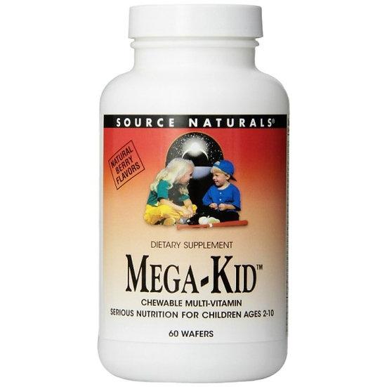 Mega-Kid - 60 Kautabletten