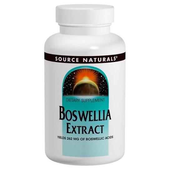 Boswellia Extrakt (Weihrauch Extrakt) - 375 mg - 50 Tabletten