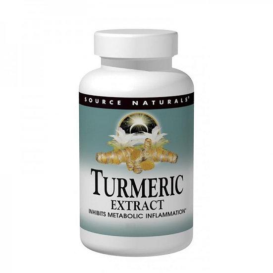 Turmeric - Gelbwurz Extrakt - 50 Tab - 95 % Curcumin