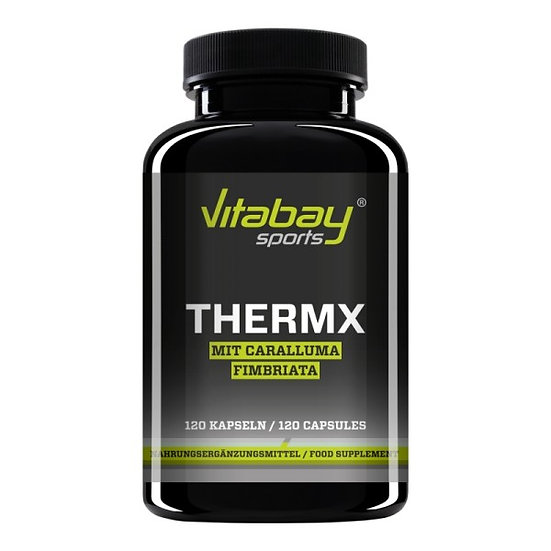 ThermX - mit Synephrine und Slimaluma - 120 Kapseln