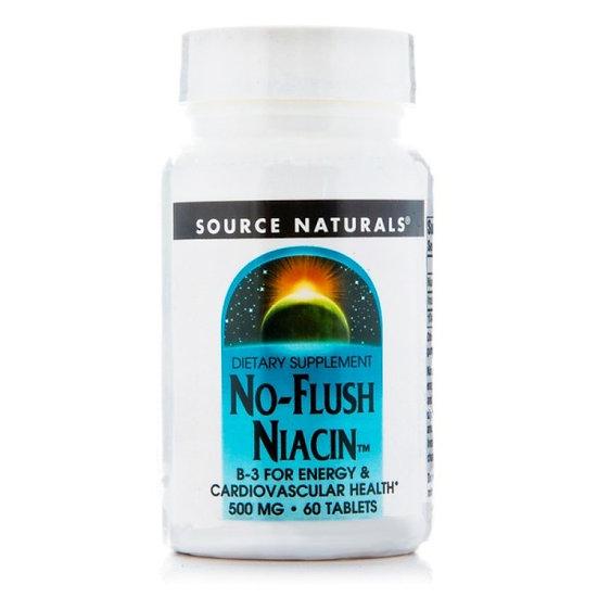 Niacin B 3 - Flush Free - 500 mg - 60 Tabletten