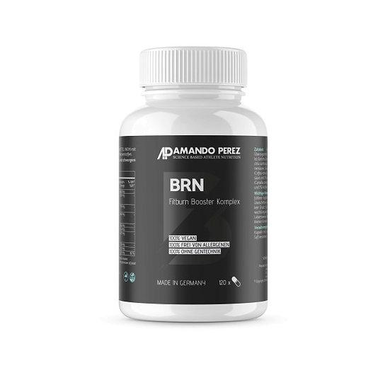 BRN - Fitburn Booster Komplex, 120 Kapseln