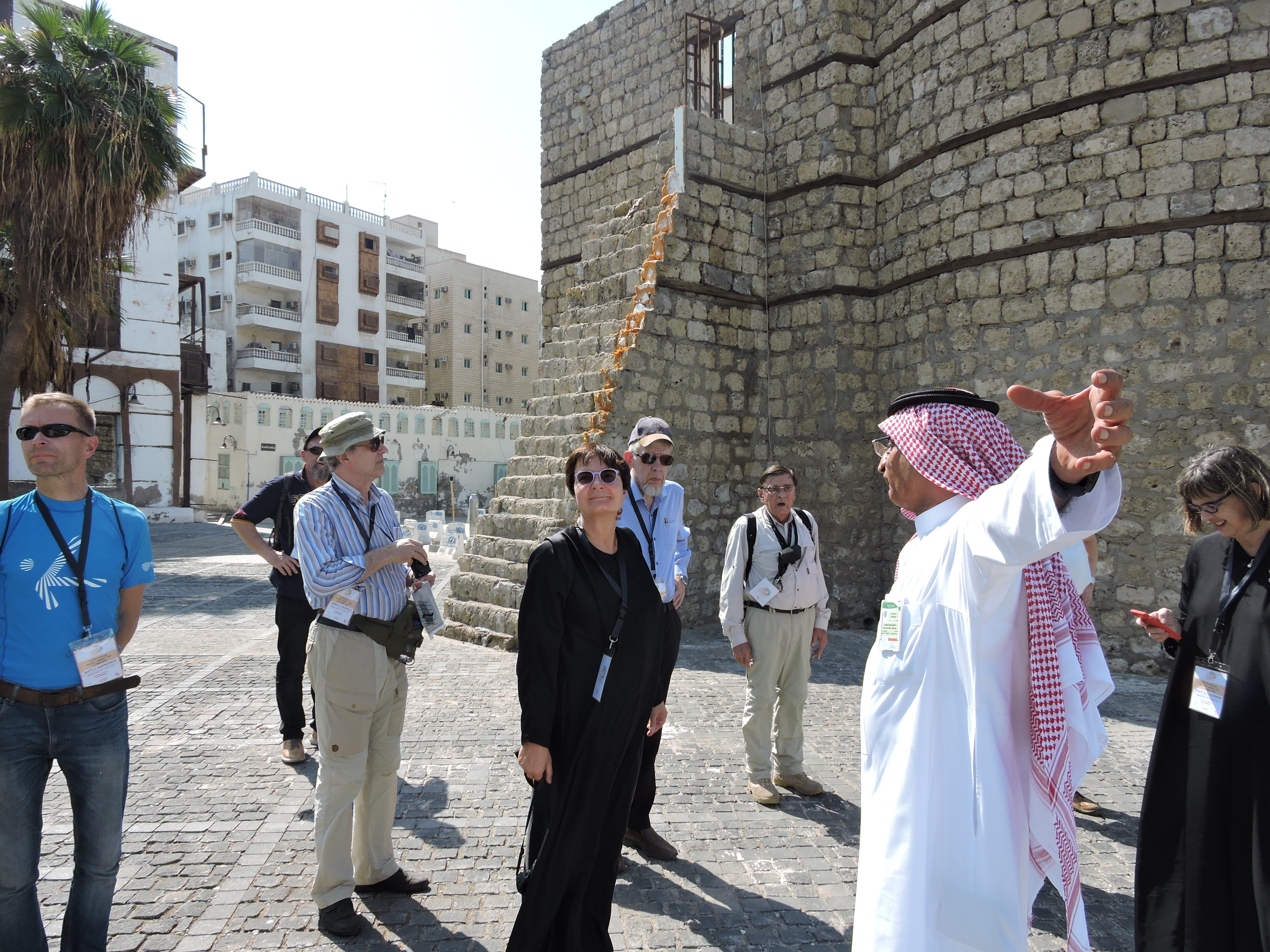 Jeddah Historical Tour for 3 persons