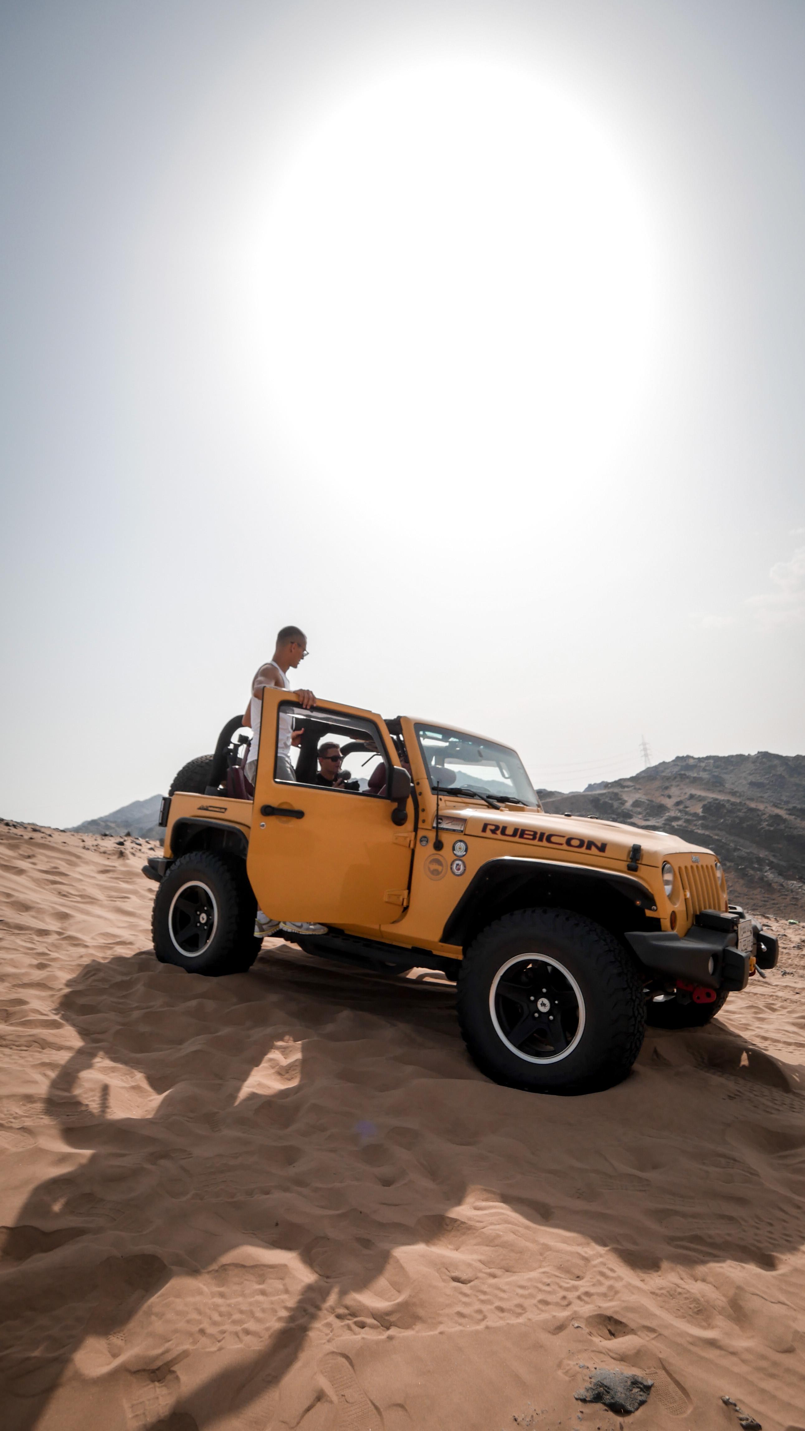 Desert Bashing Trip for 1 person
