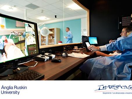 Studiraj i ti na inovativnom britanskom sveučilištu -  Anglia Ruskin University!