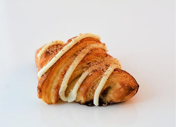 Cinnamon Swirl Croissant