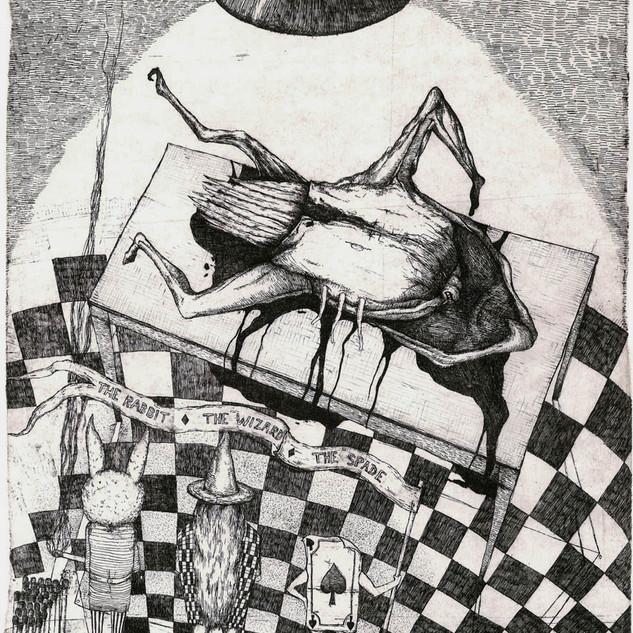 Spade&Wizard&Rabbit
