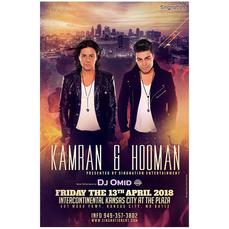 Kamran & Hooman