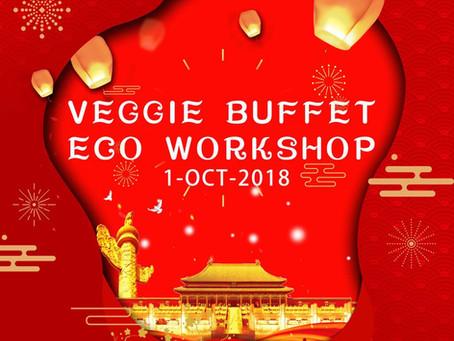 10.1 Green Monday Veggie Lunch Buffet