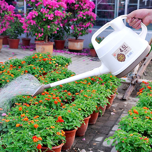 IRIS Plastic Watering Can 6.5L