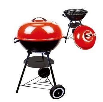 "22""Apple"" Charcoal BBQ Grill"