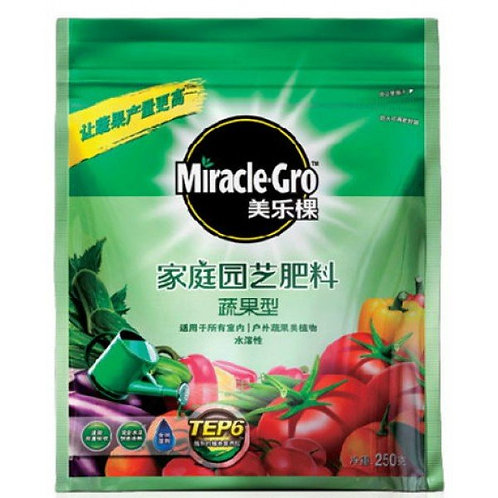 Miracle-Gro® Water Soluble Vegetable Plant Food
