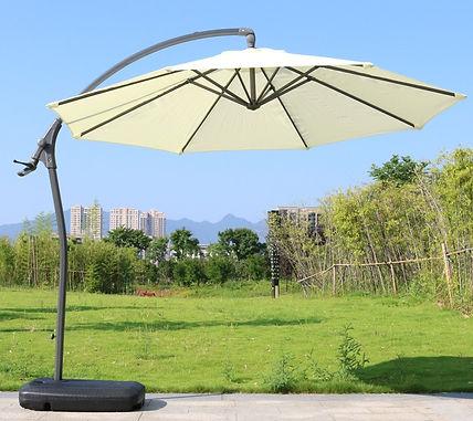 Water Base Metal Umbrella
