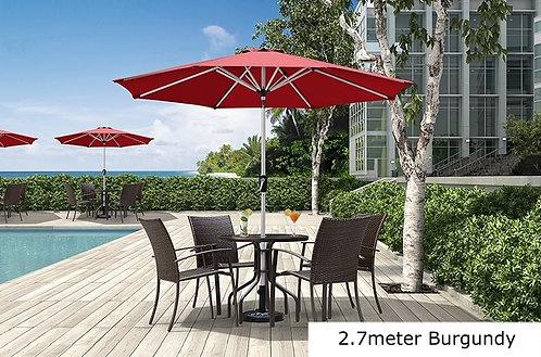 Aluminum Pole Umbrella