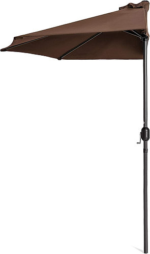 Half Round Outdoor Umbrella