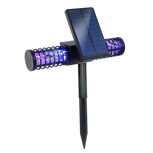 Solar LED Outdoor Mosquito Killer Lamp wings style