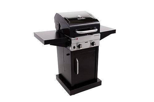 Char-Broil Performance TRU Infrared 300 2-Burner Cabinet Black