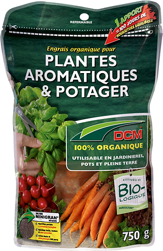 DCM Organic Fertilizer 750g