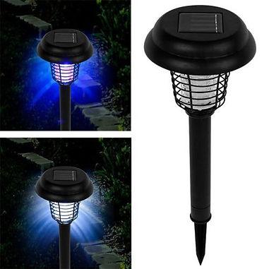 Solar LED Mosquito Killer Lamp