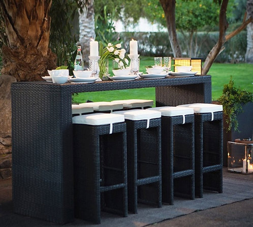 Bar table set 1