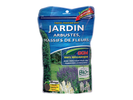 DCM Fertilizer For Garden 750g