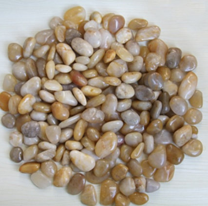 River sandstone pebbles