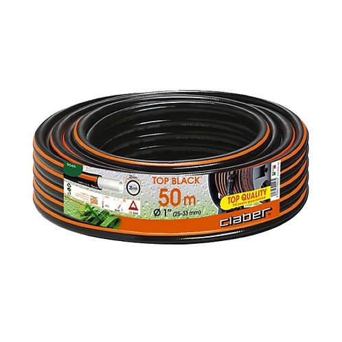 Claber 9036 top black 50 meter hose