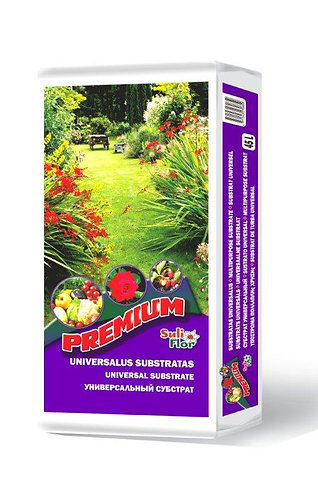 Premium Universal Compost Soil 70L