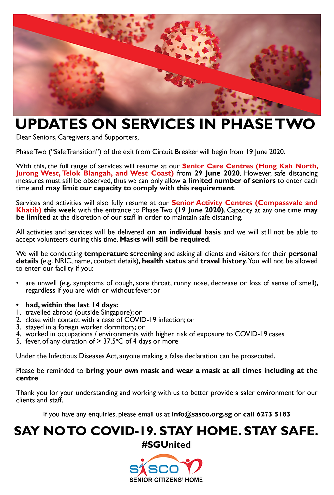 Centre Updates P2 June 2020 Border v2.pn