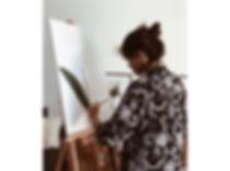 Sobre meditar. #painting #paint.jpg