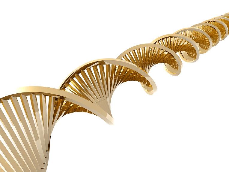 Golden DNA double Helix.jpg