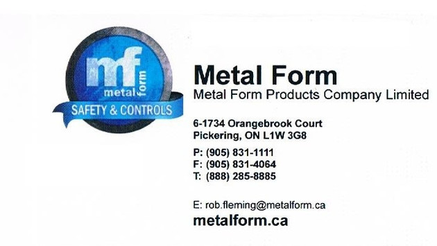 METAL FORM PRODUCTS