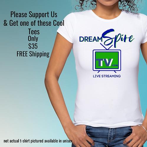 Unisex T-Shirt DreamSpire Logo