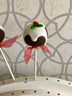 Pudding Cake Pops