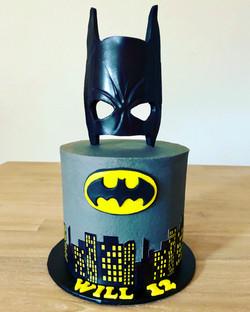 Batman Mask Cake