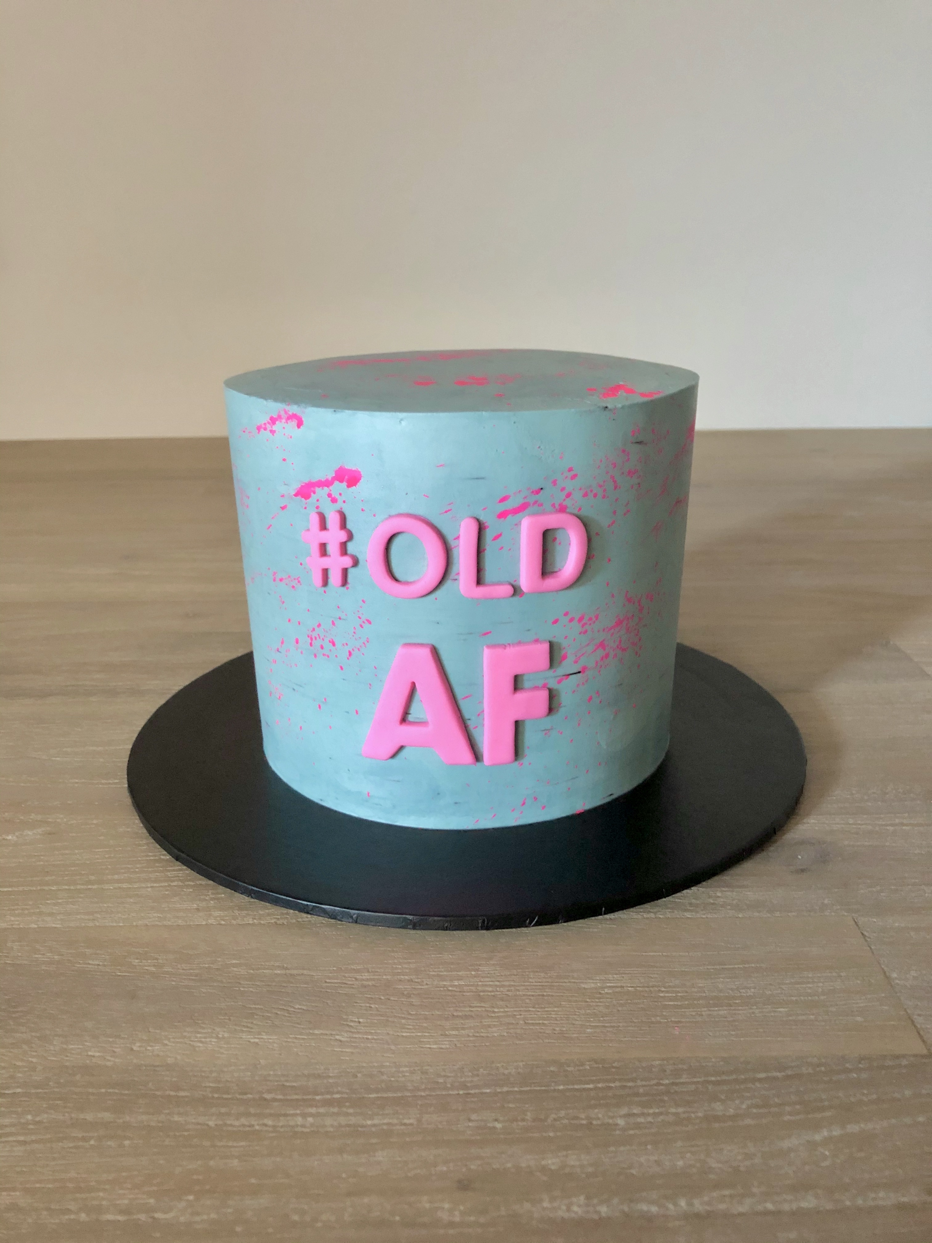 Old AF Cake